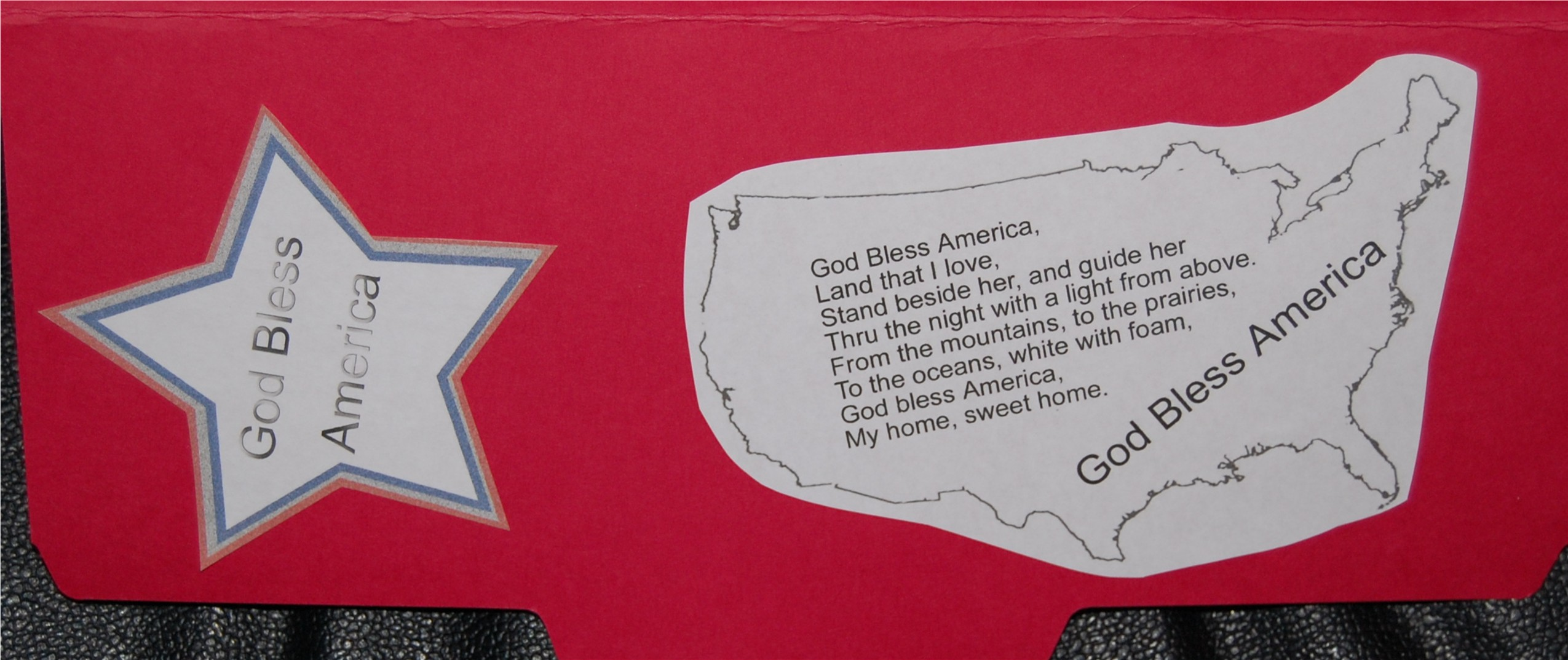 Fourth of July Lapbook